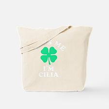 Funny Cilia Tote Bag