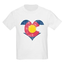 State of colorado T-Shirt