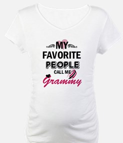 My Favorite People Call Me Grammy Shirt