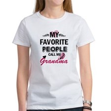 My Favorite People Call Me Grandma T-Shirt