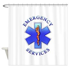 ems10.png Shower Curtain