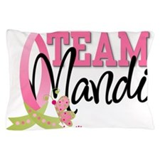 Team Mandi w Pillow Case