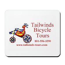 Recumbent Tailwinds Mousepad