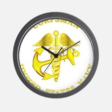 usn_corpsman3y_b.png Wall Clock