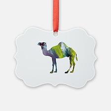 Unique Camel Ornament