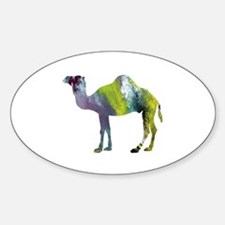 Unique Camel Decal