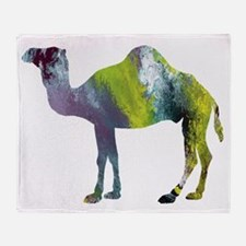 Unique Camel Throw Blanket