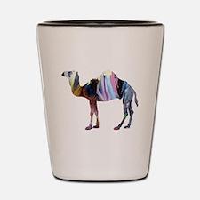 Unique Camel Shot Glass