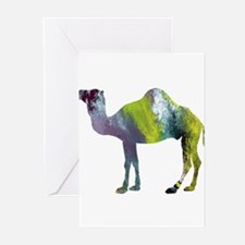 Dromedary Greeting Cards