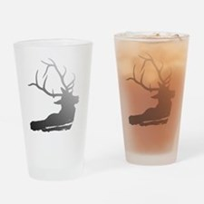 Stag Drinking Glass
