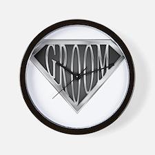 spr_groom_cx.png Wall Clock