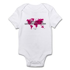 An Educated Girl Can Empower Infant Bodysuit