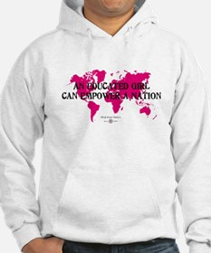 An Educated Girl Can Empower Hoodie