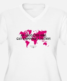 An Educated Girl Can Empower T-Shirt