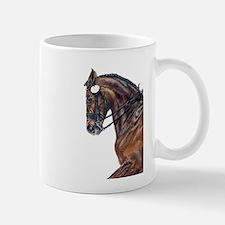 Dressage Horse Mug