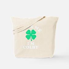 Cute Colby Tote Bag