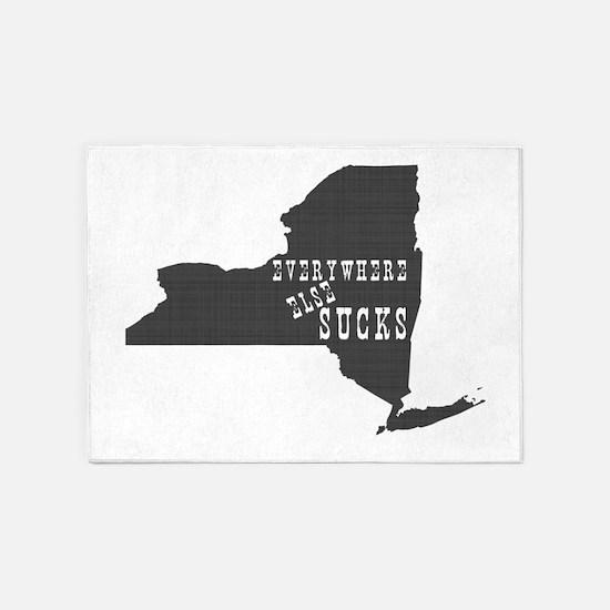 New York 5'x7'Area Rug