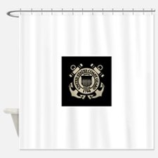 cg_blk_emb.png Shower Curtain