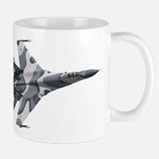 Russian Naval Fighter Aircraft Mugs
