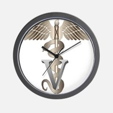 vet11_d.png Wall Clock