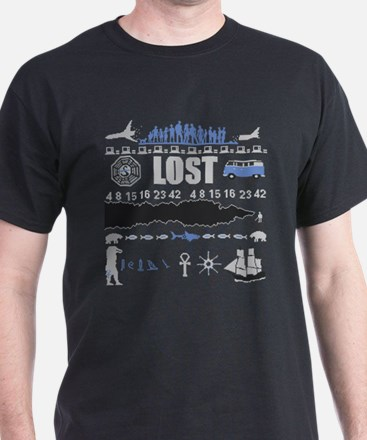 LOST Ugly Sweater T-Shirt