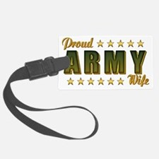 army_wife.png Luggage Tag