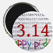 "Cute Pi day 2.25"" Magnet (10 pack)"