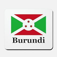 Burundi Mousepad