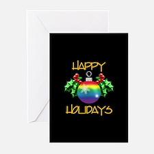 Cute Gay christmas Greeting Cards (Pk of 20)