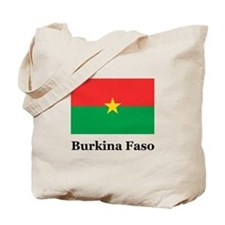 Burkina Faso Tote Bag