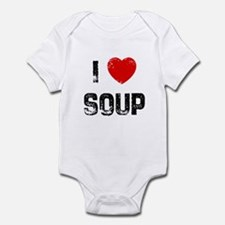 I * Soup Infant Bodysuit