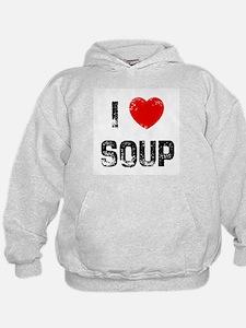 I * Soup Hoodie