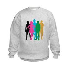 Cute Graphic art Sweatshirt