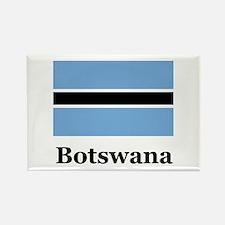Botswana Rectangle Magnet (100 pack)