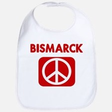 BISMARCK for peace Bib