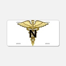 nurse_corps5.png Aluminum License Plate
