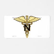 nurse_corps5.png Aluminum License Plate