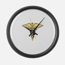 nurse_corps5.png Large Wall Clock