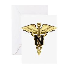nurse_corps5 Greeting Cards