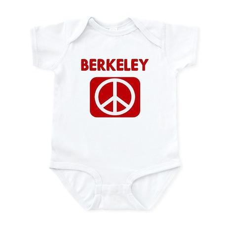 BERKELEY for peace Infant Bodysuit
