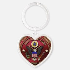 Proud Military Family Keychains