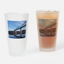 Walnut_Street_Bridge Drinking Glass