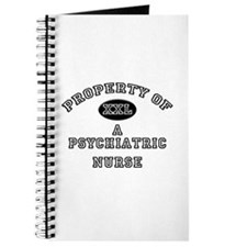 Property of a Psychiatric Nurse Journal