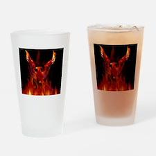 firebird1.jpg Drinking Glass