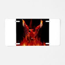 firebird1.jpg Aluminum License Plate