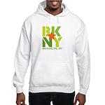 BK Brooklyn, NY Hooded Sweatshirt