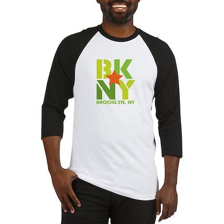 BK Brooklyn, NY Baseball Jersey
