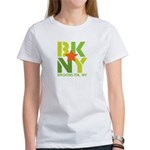 BK Brooklyn, NY Women's T-Shirt