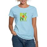 BK Brooklyn, NY Women's Light T-Shirt
