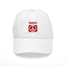 FARGO for peace Baseball Cap
